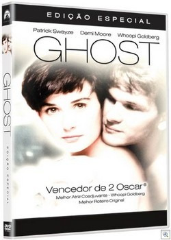 Dvd Ghost Do Outro Lado Da Vida Ed Especial Novo Lacrado