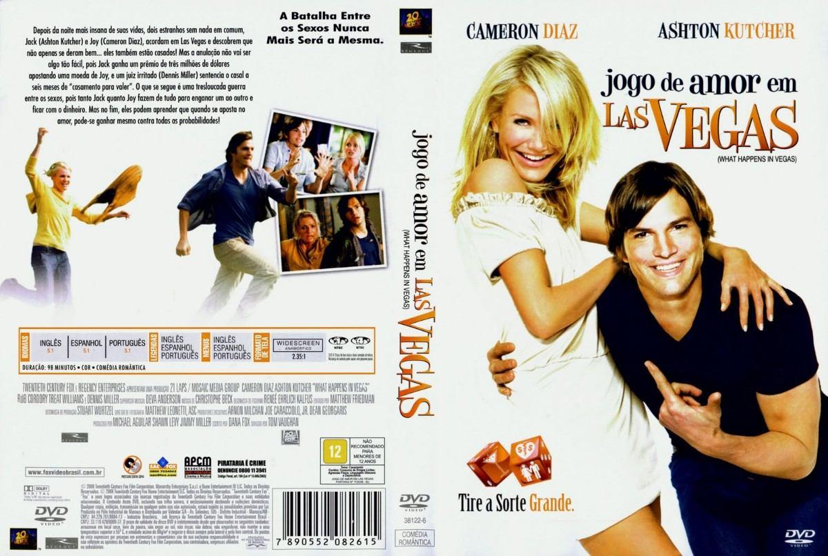 Jogo de Amor em Las Vegas Dvd Jogo de Amor em Las Vegas