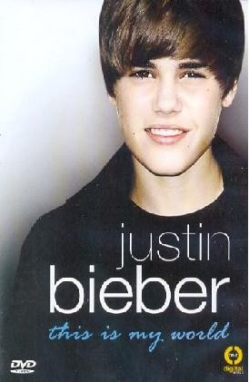 Dvd Justin Bieber - This Is My World