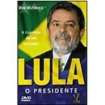 Dvd Lula O Presidente A Trajetoria De Um Vencedor