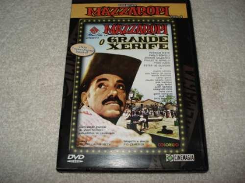 Dvd Mazzaropi - O Grande Xerife