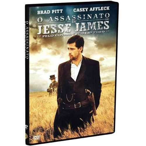 Dvd O Assassinato De Jesse James Pelo Covarde Robert Ford