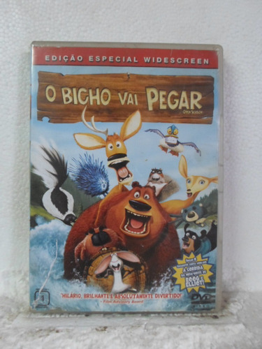 Dvd O Bicho Vai Pegar [frete Gratis]