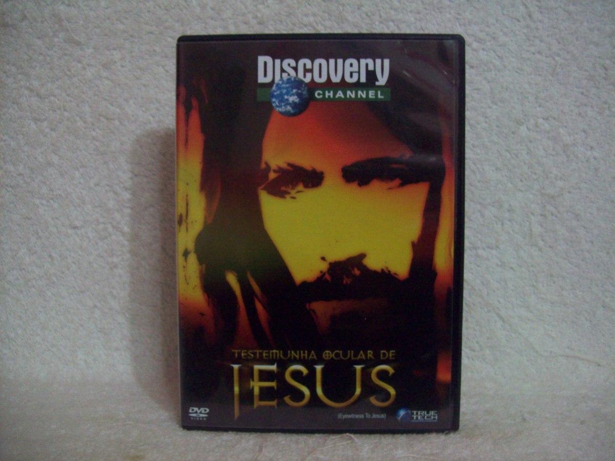 """Documentário: """"Testemunha Ocular de Jesus"""""""