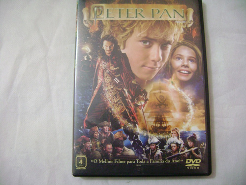 Dvd Peter Pan