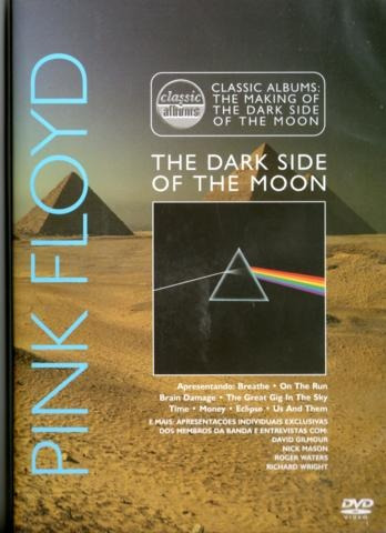 Dvd Pink Floyd * The Dark Side Of The Moon