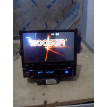 Dvd Retratil Gps Booster Bmtv 9680 7polegadas