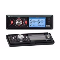 Dvd Player Automotivo Booster 8340 Lcd 3polegadas, Usb, Sd