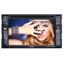 Central Booster Multimidia Dvd 7400 Universal 2din Gps Tv Bt