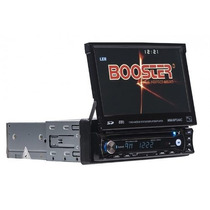 Dvd Retratil Booster 9680 Gps Tv Ipod Usb Sd
