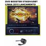 Dvd Retratil Booster9680 Gps Tv Dg+câmera De Ré+frete Grátis