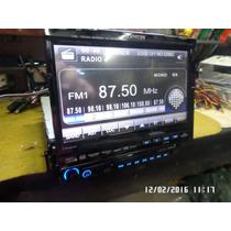 Dvd Retrátil Booster Mod. 9980 Usb Tv Bt Gps C.memo.
