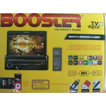 Dvd Player Retratil Booster 9950 Bmtv-9950dvusbt Tv Digital