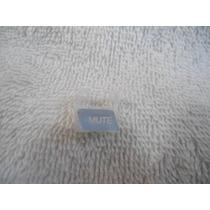 Botao Mute Do Dvd H-buster Hbd-9500 Dvd