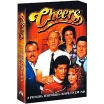 Box Dvd Cheers - Primeira Temporada (original E Lacrado)