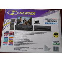Dvd H-buster Hdb-9680avt - Tela De 7 Retrátil. Novo Lacrado
