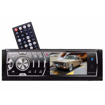 Cd Dvd Player Mp3 Automotivo H Buster Tela 3 Controle