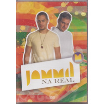 Dvd Jammil Na Real (original E Lacrado)
