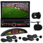 Dvd Carro C/ Tv Digital + Sensor Estacionamento + Câmera Re
