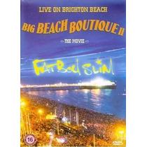 Dvd Fat Boy Slim Big Beach Boutique 2 (lacrado)