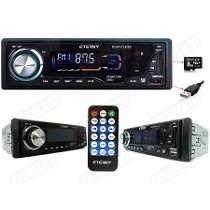 Radio Media Player Tela 3 Fm Usb Sd Mp3 Lcd C/ Controle