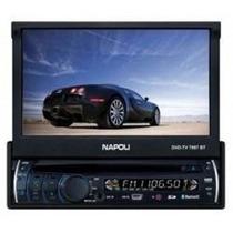 Napoli 7997,retratil Com Tv Analogica, Bth, Dvd, Cd,rca,usb,
