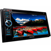 Dvd Player Kenwood Ddx2071 -2 Din 6,1´ Divx Usb Ipod/iphone