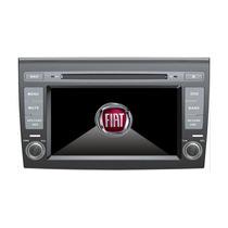 Central Multimídia Fiat Bravo 7 Pol Hd Gps Tv Win Ce Blue&me