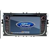 Central Multimídia Com Dvd Gps E Tv Digital Para Ford Focus