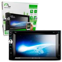 Dvd Player + Gps Multilaser Evolve C/ Bt, Tv Dig - P3261