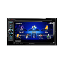 Dvd Player 2din Kenwood Ddx3071bt Tela 6.1 Com Bluetooth