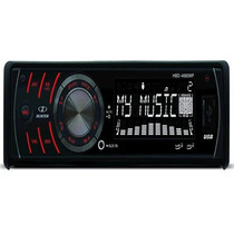 Cd Player H-buster Hbd-4680mp Usb Aux-p2 Mp3 Wma Am Fm