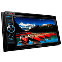 Dvd Player 2 Din 6.1 Touch Usb Ipod Kenwood Ddx 2071
