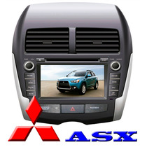 Central Multimidia H Buster Tela 7 Original Mitsubishi Asx