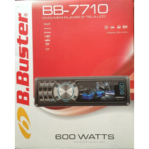 Dvd B.buster B-7710 - Usb E Sd (600w) Son Carro