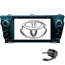 Central Multimidia Corolla 2015 Novo Toyota Tv Dig. Gps Dvd