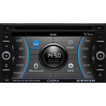 Central Multimídia Dvd Caska Hyundai Santa Fe 2007 2012
