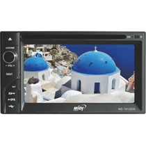 Dvd Midi 7812 6.2 + Gps Tv Digital Internet Usb 2din