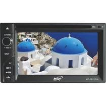 Dvd Midi 7812 6.2 + Gps Tv Digital Usb 2din Bluetooth