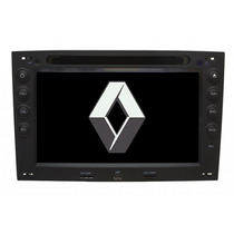Kit Central Multimidia Dvd Gps Tv Renault Megane Com Canbus