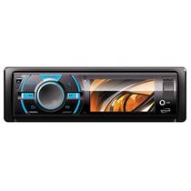 Rádio P/ Carro New Link Party Dvd Sa103 - 200w Rms - Usb Aux