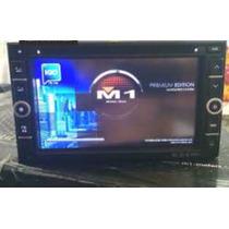 Central Multimídia Universal M1 Premium Completa Dvd Usb Tv