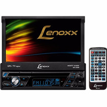 Dvd Automotivo Lenoxx Ad2600 Tela 7 Touch Com Tv/gps/usb