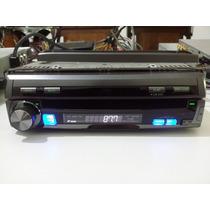 Dvd Retrátil D310 Alpine D 310 Top De Linha Completo