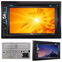 Central Multimida 2 Din Dvd Automotivo Multilaser Zion P3307