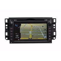 Central Multimidia Tv Gps Dvd Windows Chevrolet Captiva