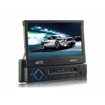 Central Multimídia Ar70 Mm630 Com Tela Ldc 7 Touch Screen