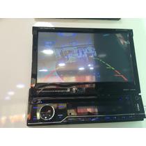 Dvd Retratil Napoli 7918 Bt Tv Digital,usb/sd + Câmera De Ré