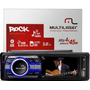 Dvd Mp3 Usb Reproduz Multilaser Rock P3180 Tela3 +brinde 8gb