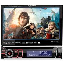 Dvd Player Audioart Ar-750dv Tela 7 Polegadas Touch Screen